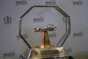 """В Сочи состоялось вручение награды за """"Лучший Гран-при Формулы-1"""" ©Нина Зотина, ЮГА.ру"""