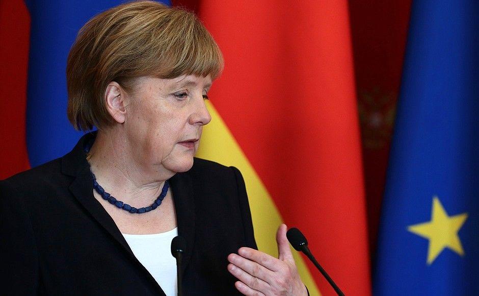 А.Меркель предостерегла британцев от«иллюзий» относительно Brexit