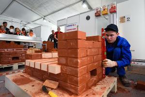 Финал V Национального чемпионата «Молодые профессионалы» в Краснодаре ©Фото Елены Синеок, Юга.ру