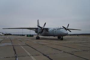 Ан-26 ©Фото с сайта wikimedia.org