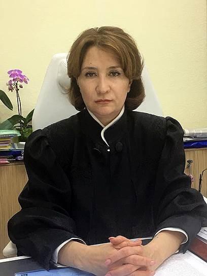 судьба судьи хахалевой