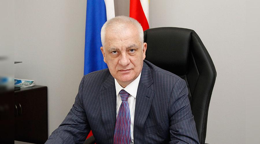 Тамерлан Агузаров ©пресс-служба главы РСО-Алания
