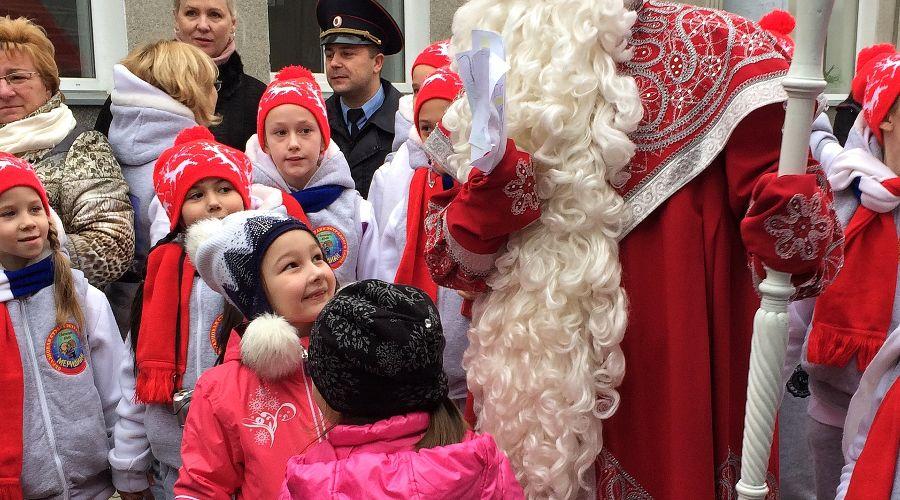 Дед Мороз ©Фото Юга.ру