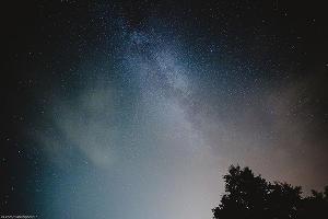 Метеорный поток Персеиды ©Фото с сайта wikimedia.org