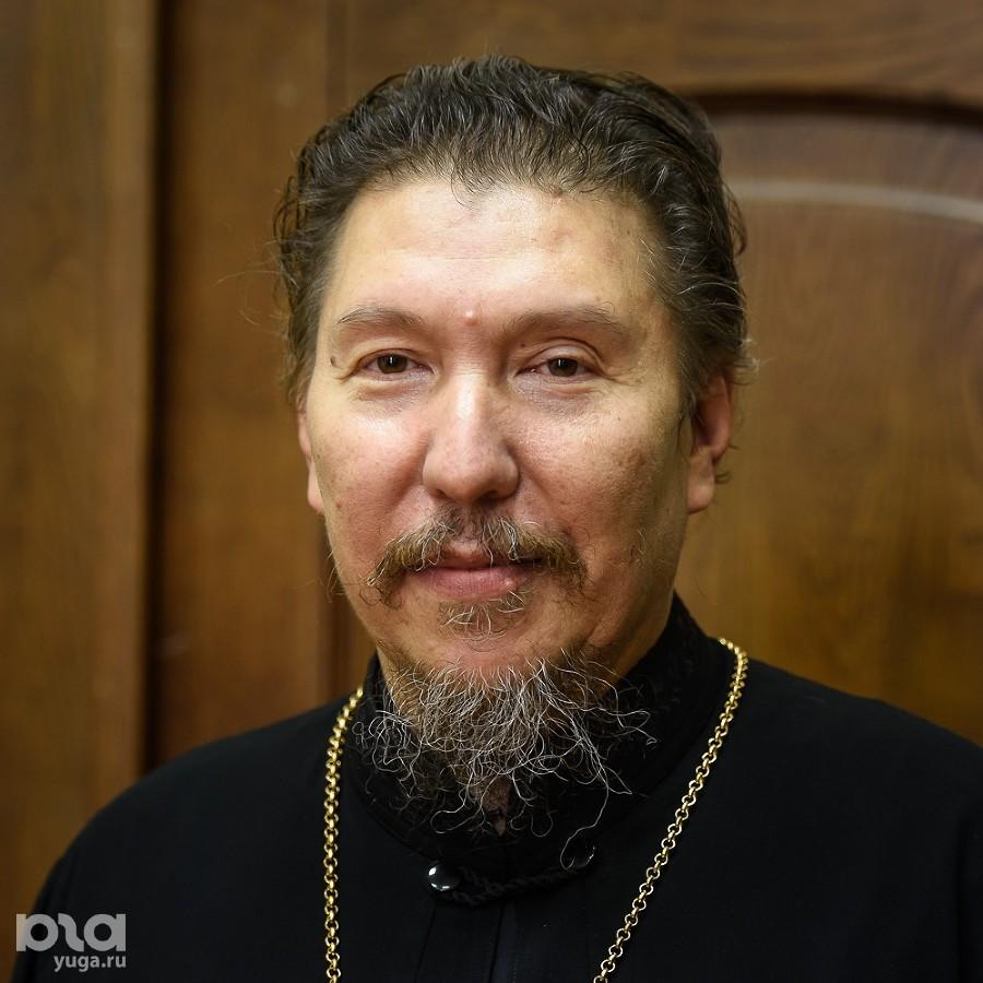 Протоиерей Игорь Олжабаев