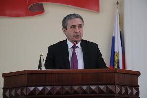 Сеидмагомед Бабаев ©Фото пресс-службы администрации Дербентского района