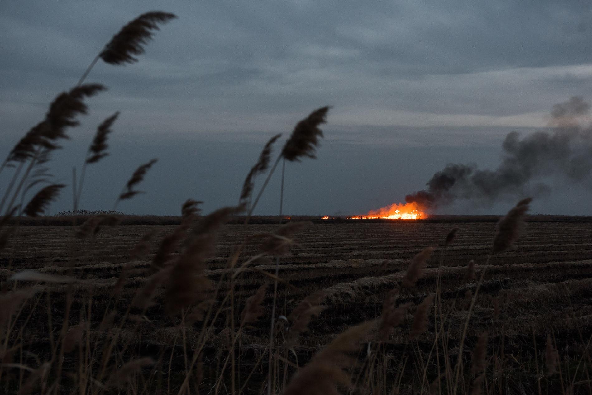 ВВолгоградской области МЧС объявило экстренное предупреждение