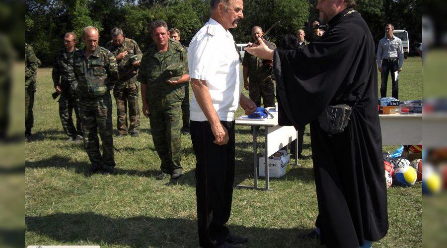 Анатолий Кислицкий (в белом) ©http://www.slavakubani.ru