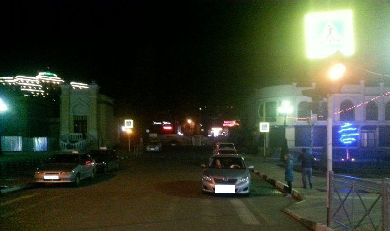 Пенсионерка выпала измашины частного извозчика наСтаврополье