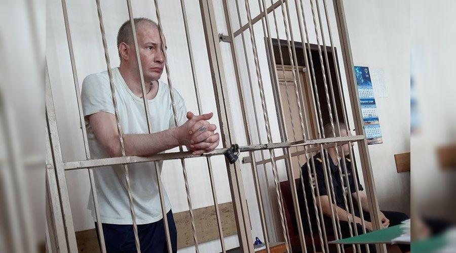 Дмитрий Бакшеев ©Фото со страницы Юлии Федотовой, facebook.com/fedjulevg