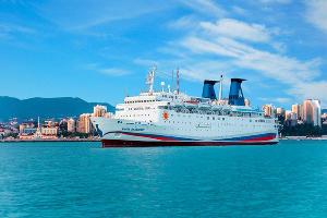 Круизный лайнер «Князь Владимир» ©Фото с сайта bscruises.ru