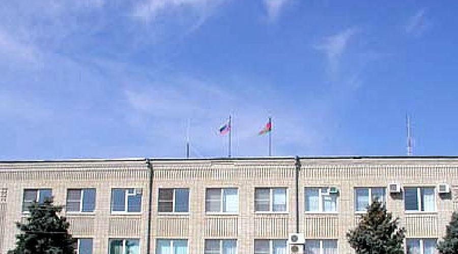 Администрация Курганинского района ©Фото Юга.ру