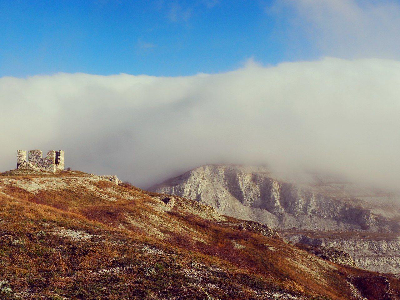Пейзаж одной из трасс Markotkh Trail