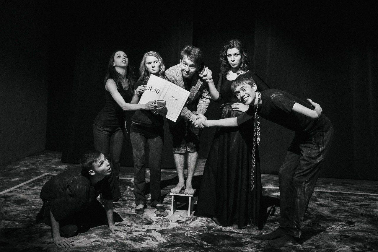 Спектакль в Театре любителей театра «Шардам» ©Фото из архива «Шардам»
