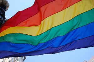 Флаг ЛГБТ ©Фото с сайта pixabay.com