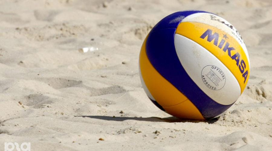 Пляжный волейбол ©Фото Юга.ру