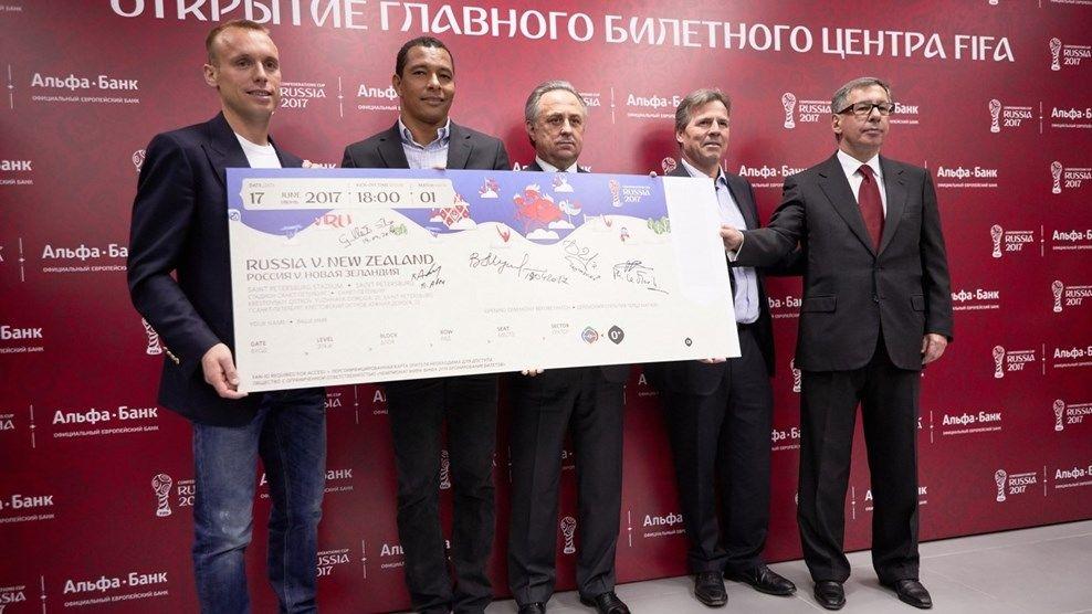 Организационный комитет Россия 2018  ЧМ 2018 по футболу