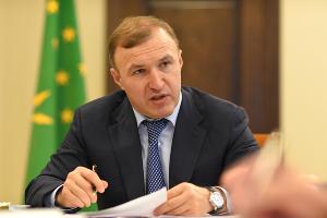 Мурат Кумпилов ©Пресс-служба главы Республики Адыгея