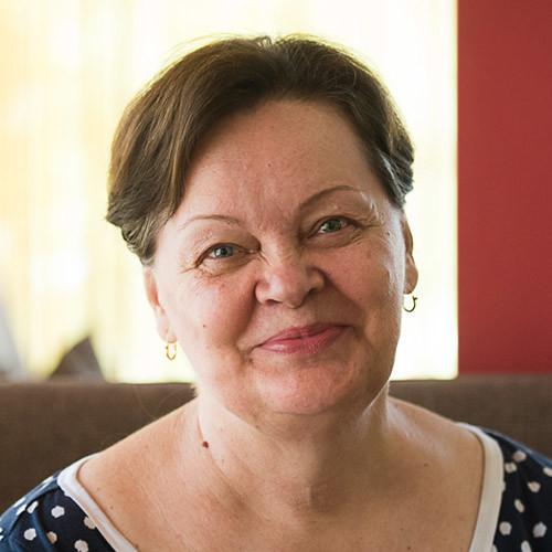 Марина Лантвоева
