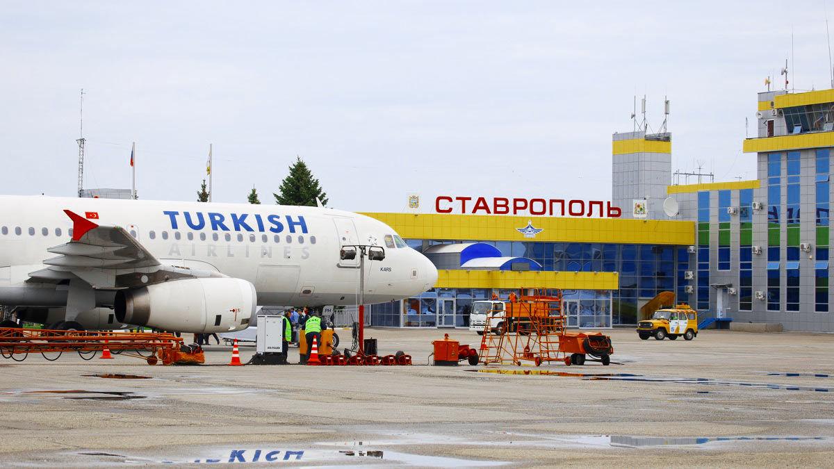Реконструкция интернационального аэропорта Ставрополя закончится доконца года