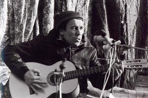 Руслан Шмаков, 1986 год, Сочи, первый региональный КСП ©Фото из архива Руслана Шмакова