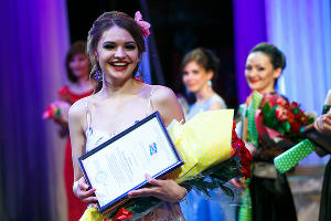 В Краснодаре выбрали «Красу в погонах-2017» ©Фото Юга.ру
