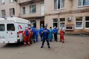 ©Скриншот видео из аккаунта «Новой газеты» в твиттере,twitter.com/novaya_gazeta