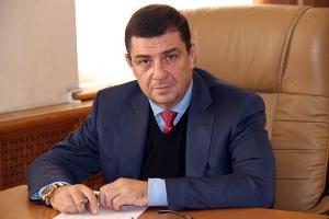 Андрей Гетманов  ©Фото пресс-службы администрации Майкопа