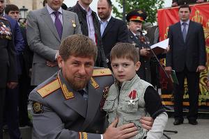Рамзан Кадыров ©http://instagram.com/alihan777/
