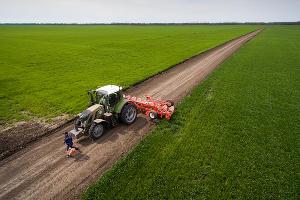 Посевная кампания на Кубани ©Фото Виталия Тимкива, Юга.ру