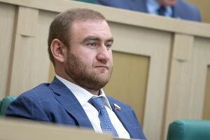 Рауф Арашуков ©Фото пресс-службы Совета Федерации
