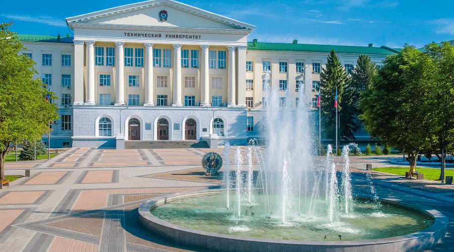 Донской государственный технический университет ©Изображение пресс-службы ДГТУ