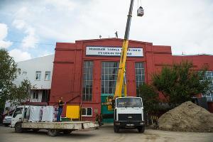 Реорганизованный завод Седина ©Фото Елены Синеок, Юга.ру