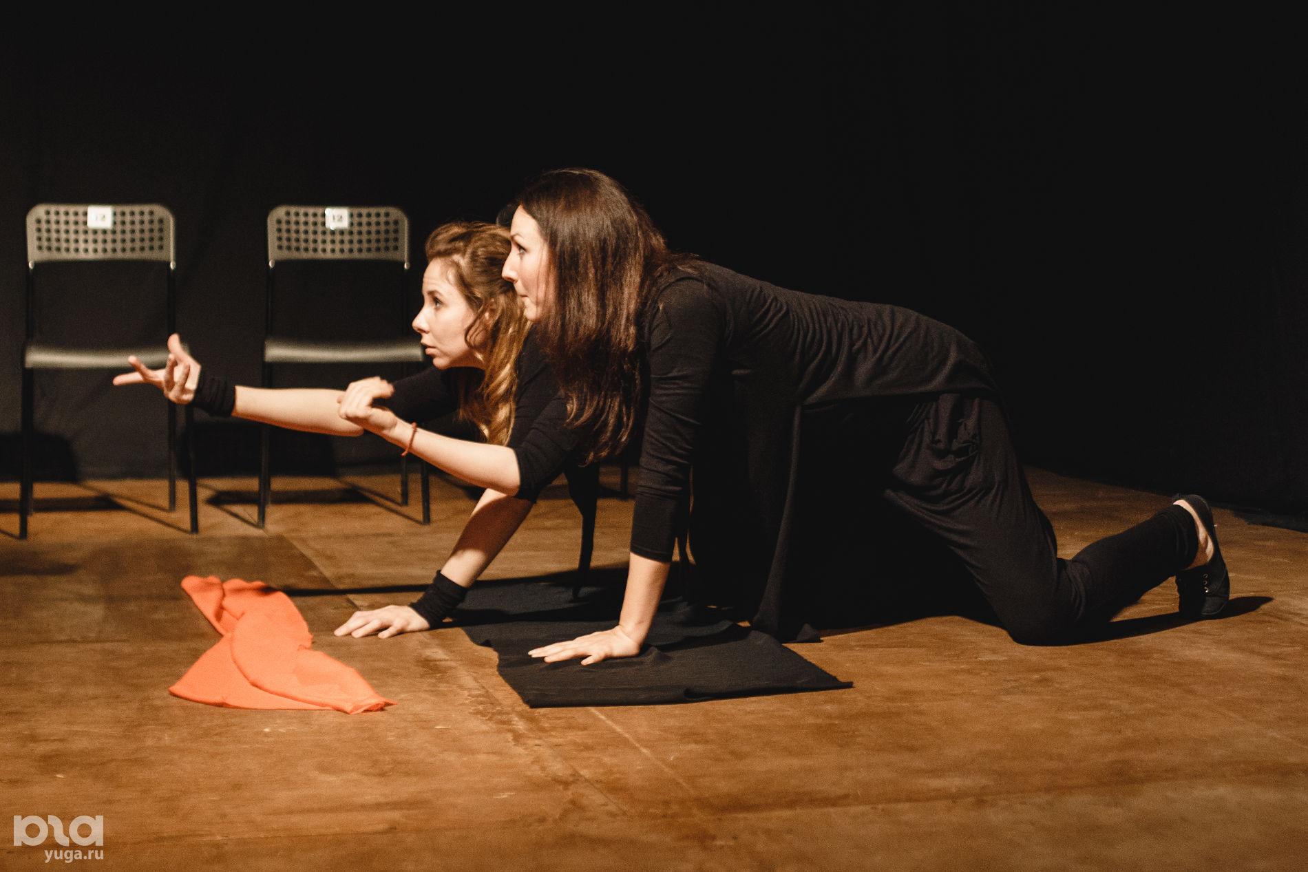 Playback-театр «Другие» ©Фото Дениса Яковлева, Юга.ру