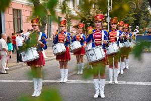 Молодежный День города в Краснодаре ©Фото Елены Синеок, Юга.ру