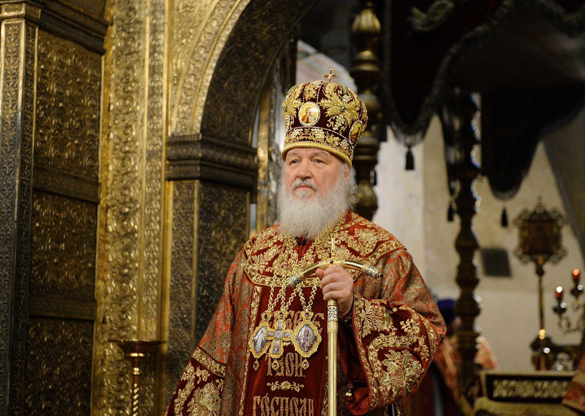The Bell: Патриарх Кирилл летал на частном самолете за 43 млн долларов
