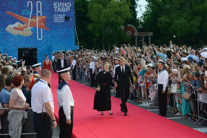 Закрытие фестиваля «Кинотавр» в Сочи ©Фото Артура Лебедева, Юга.ру