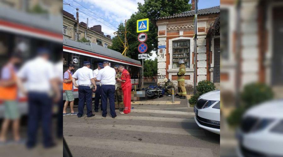 ©Фото из телеграм-канала «Телетайп Краснодара», t.me/tipichkras/6668