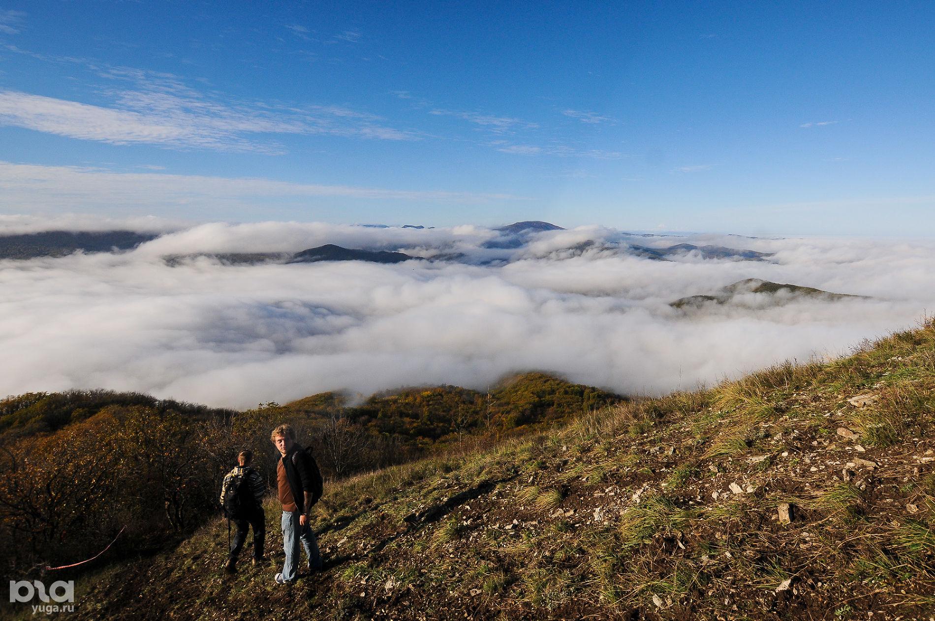 Гора Собер-Баш ©Фото Елены Синеок, Юга.ру