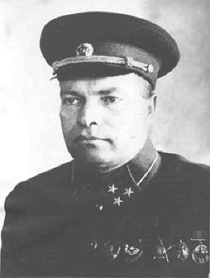 Генерал И.И. Масленников