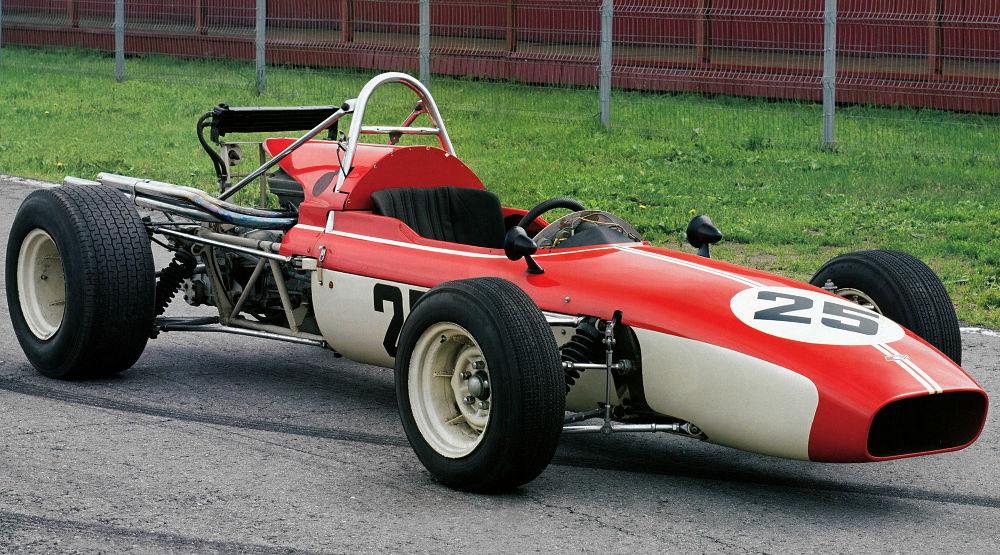 Москвич-Г5 1969 года. Советская «Формула» ©Фото с сайта autoade.ru