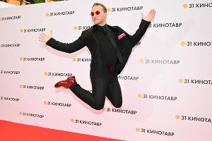 Иван Охлобыстин на церемонии закрытия 31-го фестиваля «Кинотавр» в Сочи ©Фото Артура Лебедева, Юга.ру