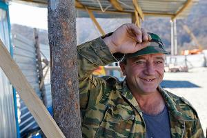 Строительство дорог в Северной Осетии ©Влад Александров, ЮГА.ру