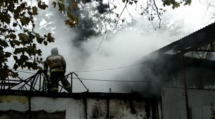 ©Скриншот из видео пресс-службы ГУ МЧС России по Краснодарскому краю