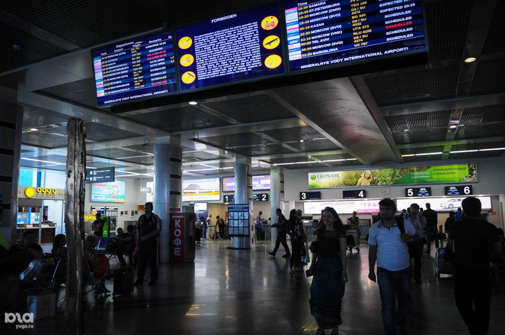 Аэропорт «Платов» вРостове-на-Дону начнет свою работу зимой 2017