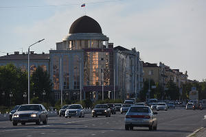 Грозный ©Фото Елены Синеок, Юга.ру