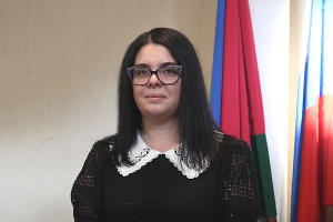 Надежда Панаетова ©Фото пресс-службы администрации Краснодара