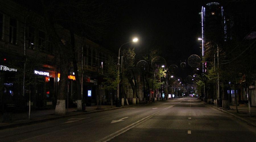 Улица Красная в Краснодаре ©Фото пресс-службы администрации Краснодара