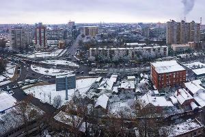 Снег в Краснодаре. Старокубанское кольцо ©Елена Синеок, Юга.ру