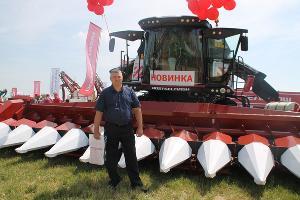 Фермер из Новопокровского района Алексей Найденов ©Фото Юга.ру